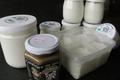 Panier de la crémière bio (6 yaourts, 1 fromage blanc, 1 faisselle, 1 confiture de lait)