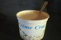 Crème crue de la Marre