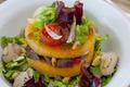 Salade landaise estivale