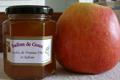Gelée de pomme thé vert et safran de Goux