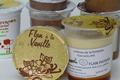 Flan fermier vanille sur lit de caramel du GAEC Muhlematter