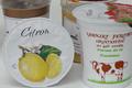 Yaourt au Citron de la ferme de la Fontaine