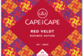 cape and cape - rooibos - nature - red veldt