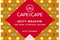 cape and cape - thé africain - african tea - zesty meadow