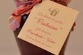 """""""Fantaisie"""", gelée de framboise à la rose"""