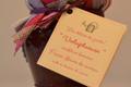 """""""Voluptueuse"""", confiture de fraise aux fleurs de sureau"""