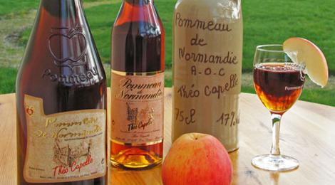 Pommeau de Normandie AOC