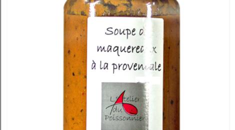 soupe de maquereaux à la provençale
