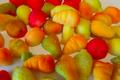 Fruits pâte d'amande