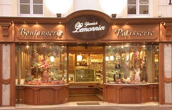 Pâtisserie Yannick Lemonnier