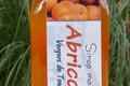 Sirop d'abricot