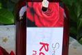 Sirop de roses rouges