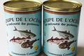 Lot 2 soupes de poisson de l'Océan