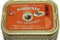 Sardines millésimées à l'huile d'Olive et aux Aromates