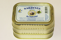 Sardines millésimées au Muscadet