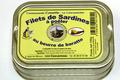 """Filets de sardines à poêler """"au beurre de baratte"""" Courtin"""