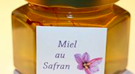 """Miel à l'acacia au """"Safran de la Baie de Somme"""
