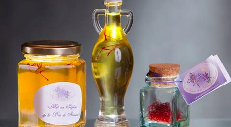 """Vinaigre de cidre au """"Safran de la Baie de Somme"""