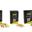 Meïssounelles : lot de 3 boites, coquilles, casarecce, dentelles