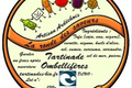 Tartinade OMBELLIFERES :  Carotte, Cumin, Coriandre, Curcuma, ...