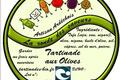Tartinade  OLIVES :  Olives, Tomate, Vin Blanc, ...