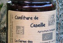 Confitures de Mures, de Groseilles, de Cassis et de Caseilles
