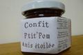 Confit - Ptit'Pom Anis étoilée