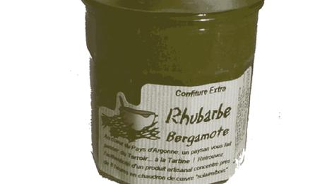 Rhubarbe Bergamote