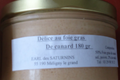 Délice aux foies de canards gras