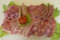 Caissette de viande de porc