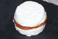 Crottin Frais à la marmelade de coing