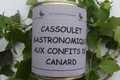 Cassoulet gastronomique aux confits de canard,  Ferme de Larcher