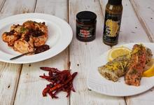 Les sauces Bim's Kitchen UK