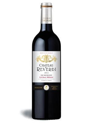Château REVERDI 2012 Cru Bourgeois Listrac Médoc