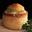 Bouchée chevre frais ciboulette
