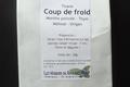"Tisane ""COUP DE FROID"""