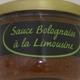 Sauce Bolognaise à la Limousine
