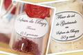 fleur de sel de Guérande au safran du Bugey