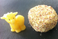 fromage de chèvre à l'échalotte