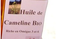 Huile Cameline