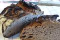 pain avec de la farine de chataîgne