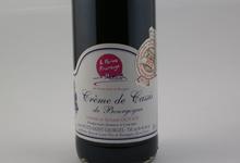 Crème de cassis de Bourgogne