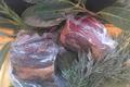noix d'épaule de porc séchée fumée