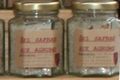 Sel safrané aux zestes d'agrumes