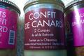 confit de canard au sel de Guérande