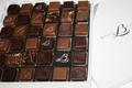 Boite de 35 chocolats noirs