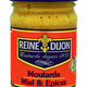Moutarde au Miel et Epices