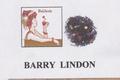 Barry Lindon