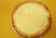 tarte à la crème fraîche