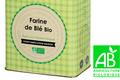 Farine de Blé Bio T65 Boite Fer 1Kg